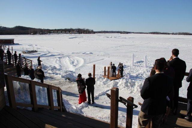 Winter wedding 2018