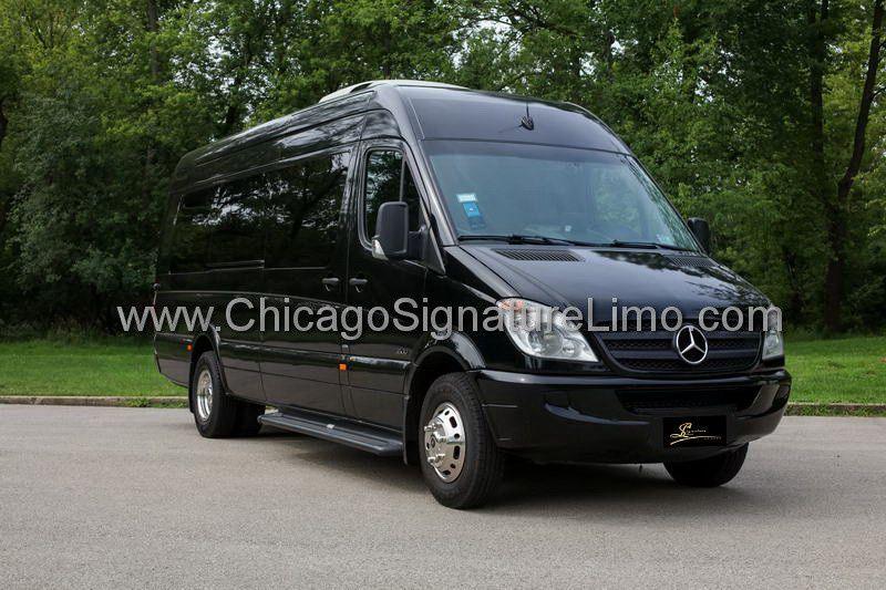 chicago signature limo099