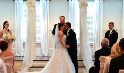 Artistic Wedding Minister