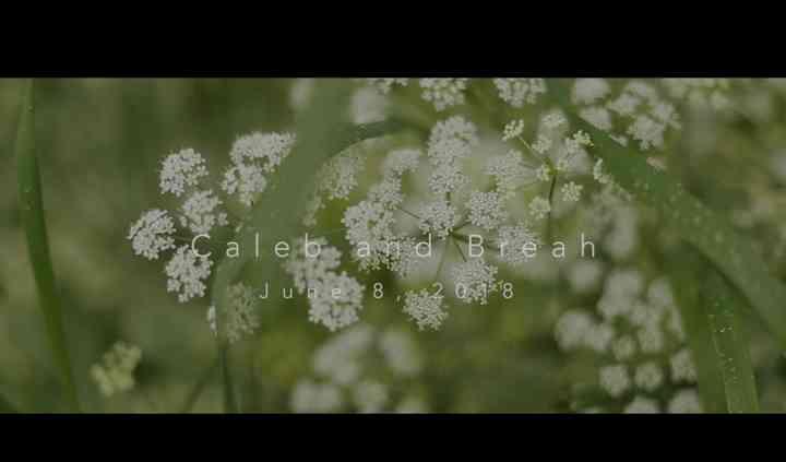 Gillis Wedding Videography