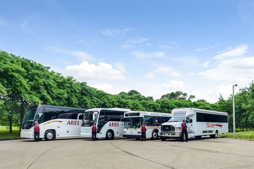 Min-buses to motor coaches