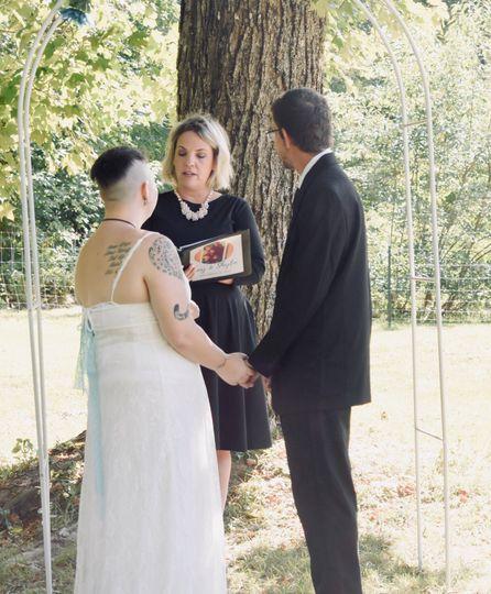 Congrats Shyla and Jay!