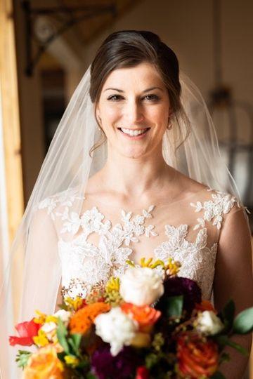 Love a bridal portrait