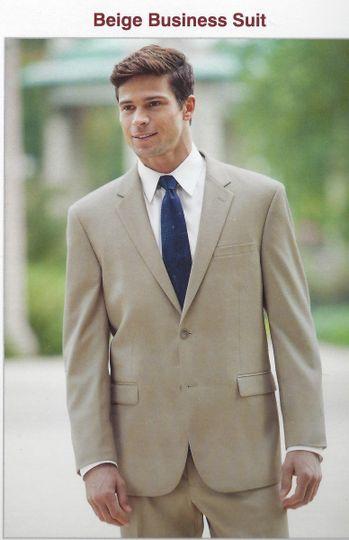 beigebiz suit