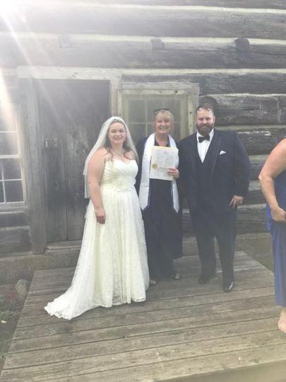 Country Wedding in Ann Arbor