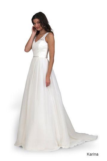 Romantic ball gown