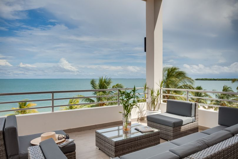 Balcony - penthouse
