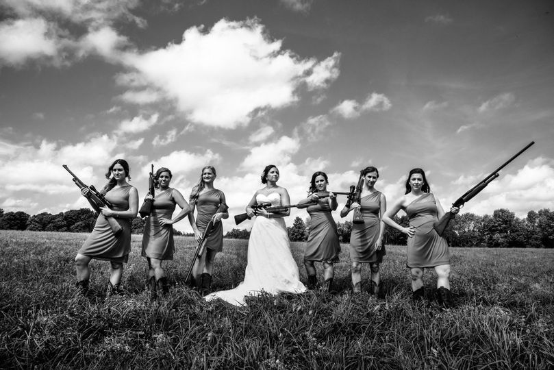 Bridal party - AJ's Photography