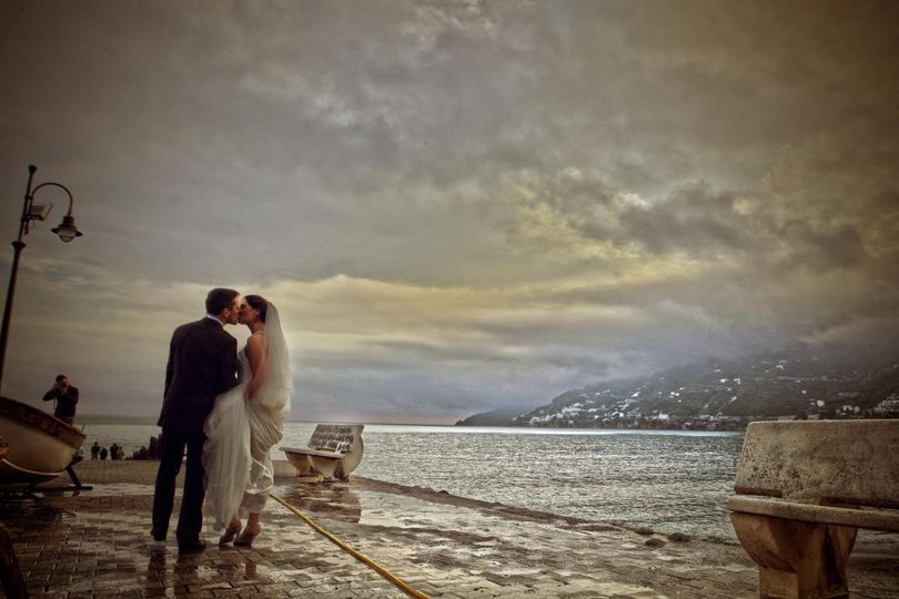 italian love weddings pier