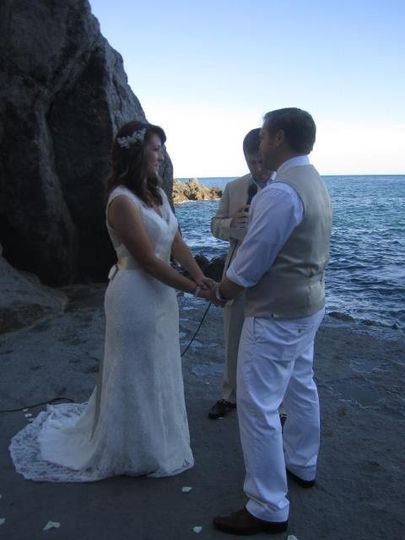 italian love weddings wedding by the sea