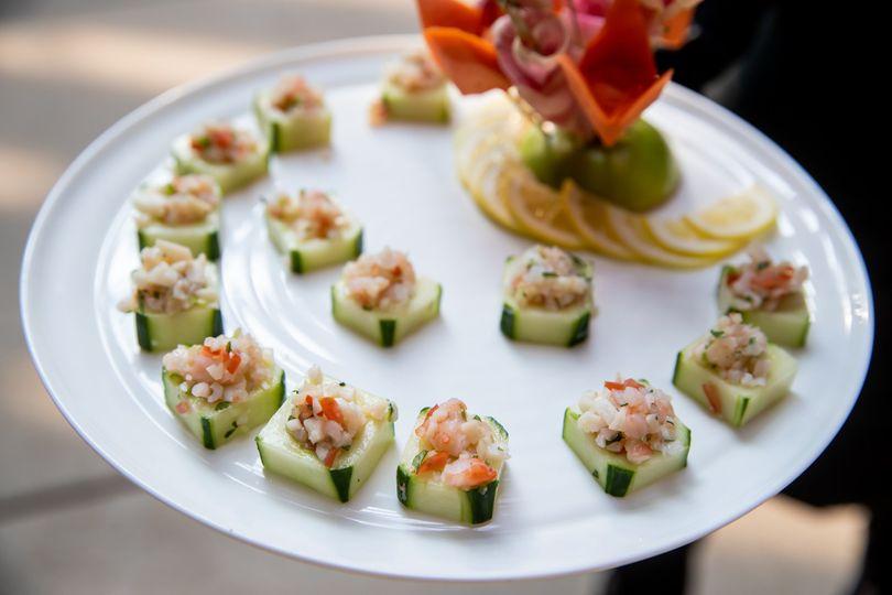Shrimp & Scallop Cieviche