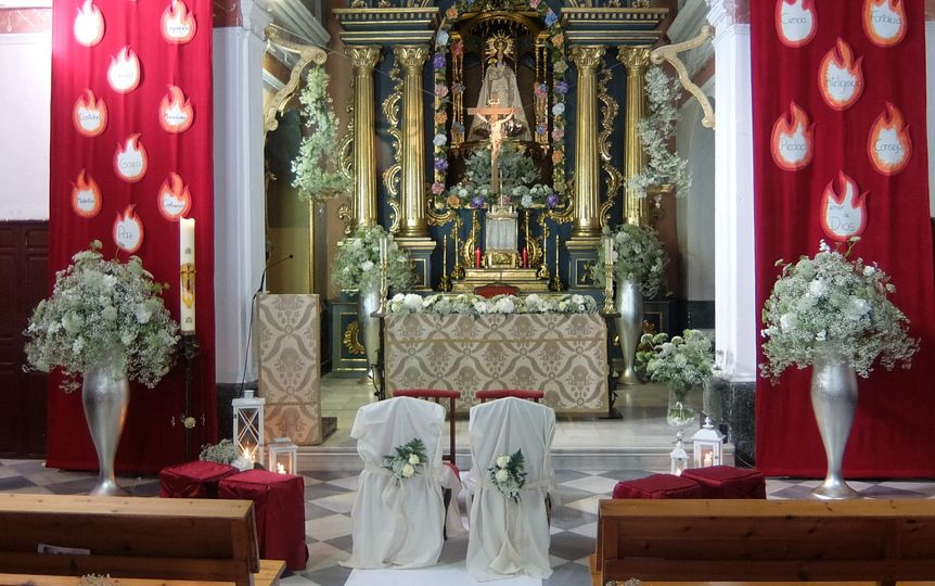 Church Fuensanta, la Luz