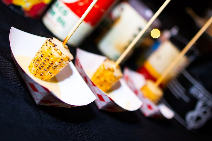 Truffle Corn Pops