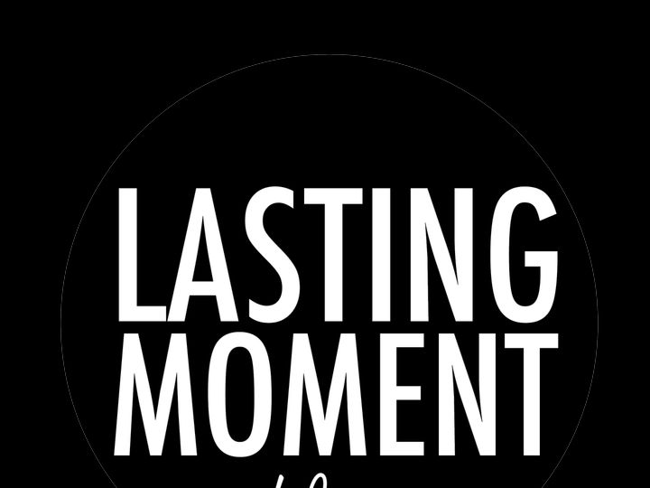 Tmx Lasting Moment Logo Black No Background 51 933461 Ronkonkoma wedding videography