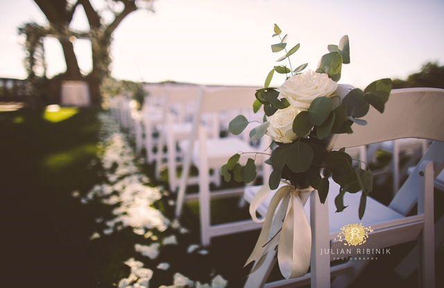 Tmx Ezra Aisle Marker 51 74461 Mount Kisco, New York wedding florist