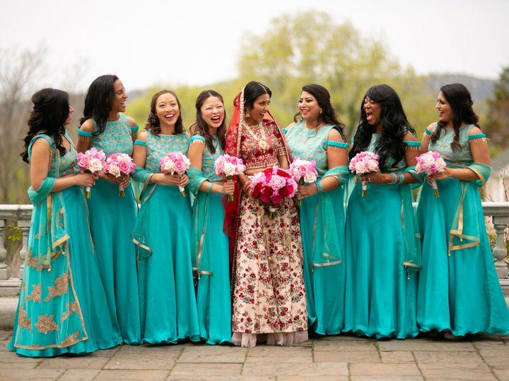Tmx Saturday 0197 Bridal Party 51 74461 V1 Mount Kisco, New York wedding florist