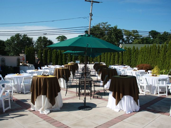 Tmx 1363443418862 OutdoorCocktailHour Middletown, NJ wedding venue