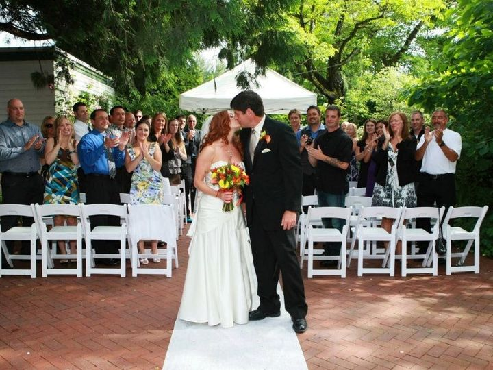 Tmx 1459793371152 Angela And Trent Tacoma, WA wedding officiant