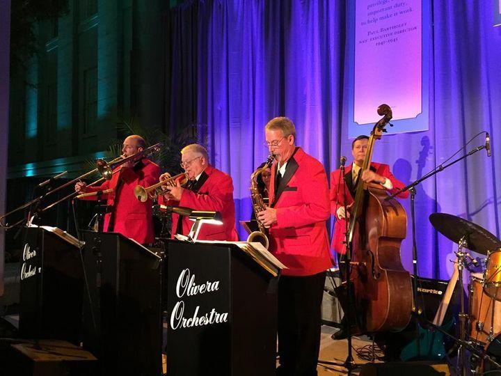 302113f2e5c564ce Olivera Orchestra w red jackets