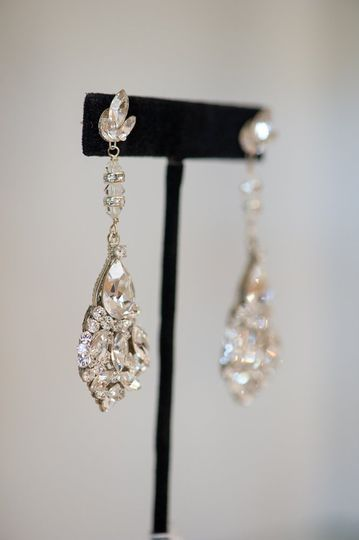 Earrings| Brooke Allison Photography