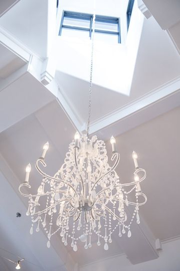 Chandelier | Brooke Allison Photography