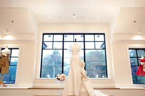 A Little Something White Bridal Couture