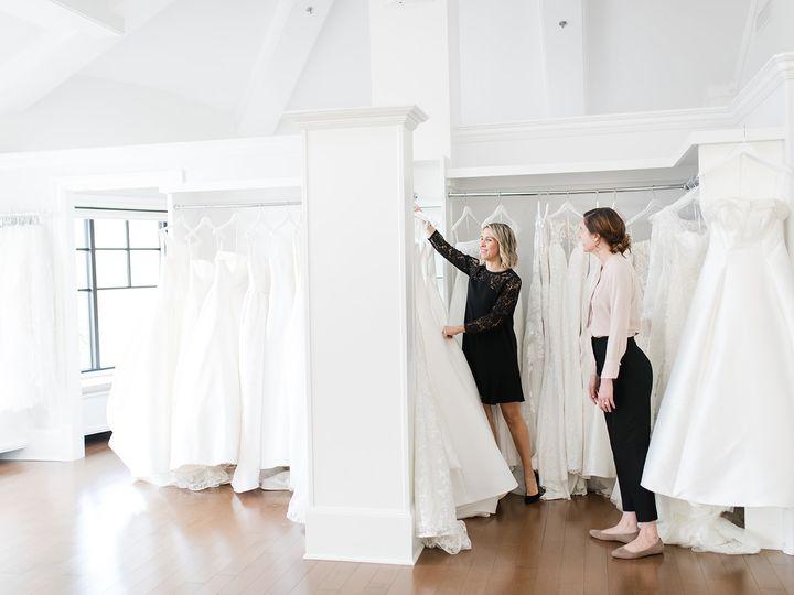 Tmx A Little Something White Bridal Salon Ashley Looking Away Kate 51 546461 160045718322414 Darien, CT wedding dress