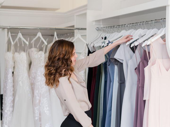 Tmx A Little Something White Bridal Salon Brides Kate Look Away Horizontal 51 546461 160045717454980 Darien, CT wedding dress