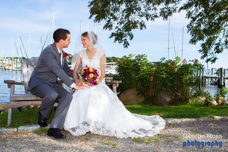 Classical Wedding Portrait