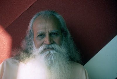 Satchidananda means Blissful Wisdom in Sankrit