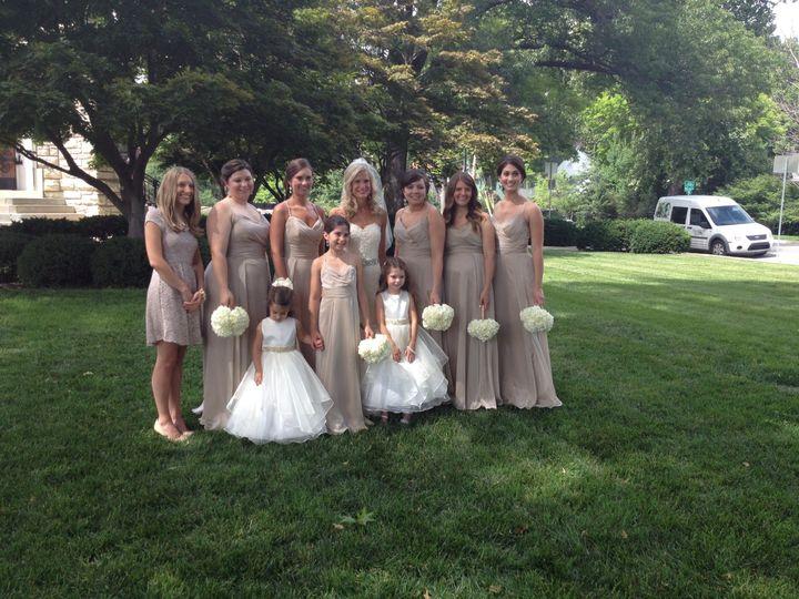 Tmx 1415546458512 Img2321 Shawnee, Missouri wedding florist