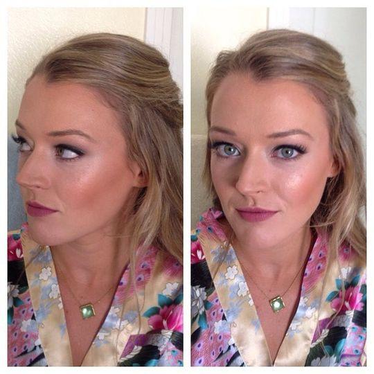 Personal Pro Makeup Artist - Beauty U0026 Health - Irvine CA - WeddingWire
