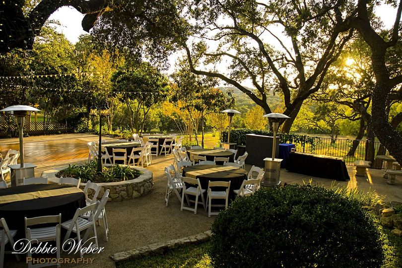 gardens at old town helotes venue helotes tx weddingwire
