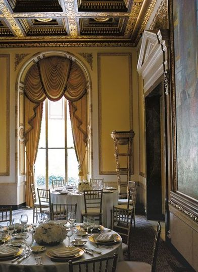 The Langham, Boston has recently renovated the Wyeth Room, a function room with a rich history....