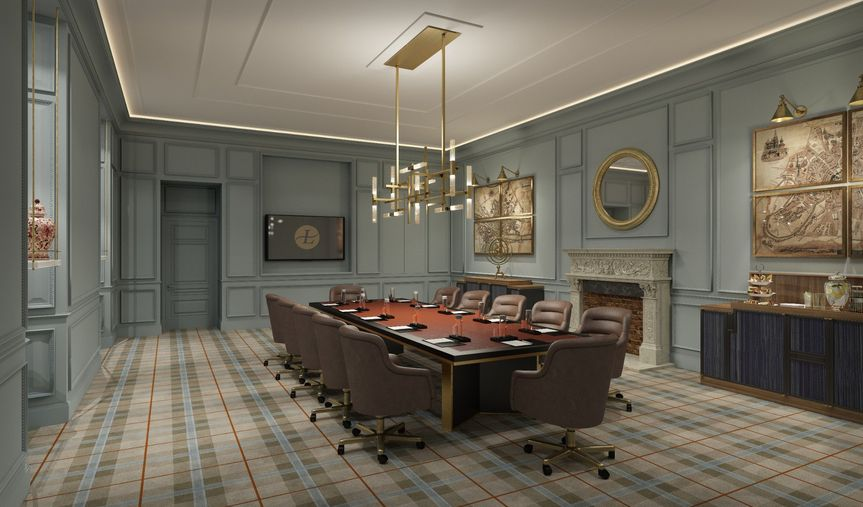 The Governor's room