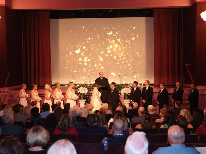 Tmx Theater Ceremony 2 51 1014561 1567534999 Centerville, IA wedding venue