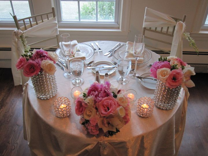 Sweetheart Table @ Saphire Estate