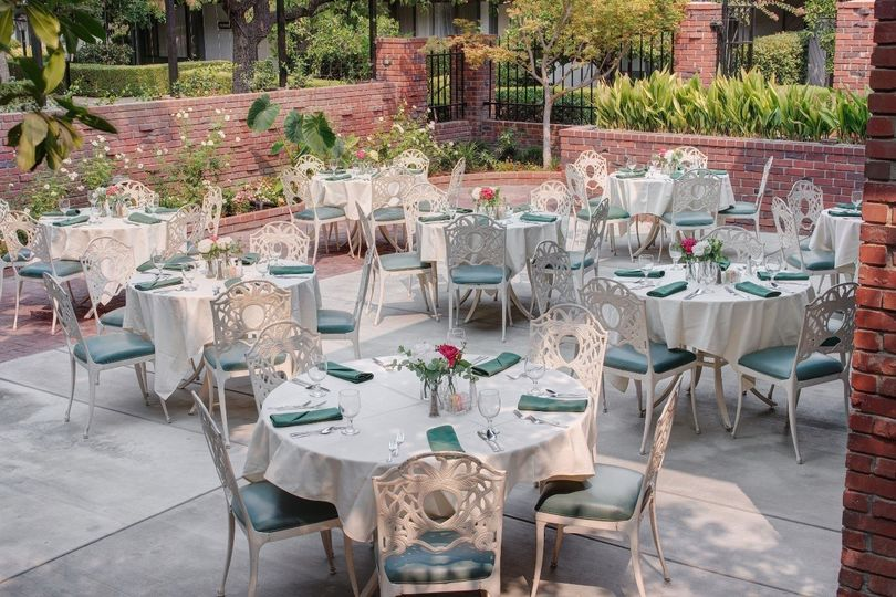Bridal Shower on Crown Patio