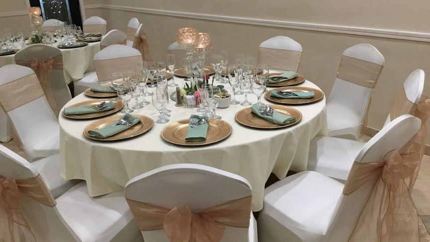 Crown Room Sit-Down Dinner