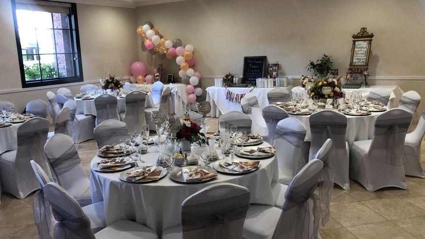 Crown Room Bridal Shower