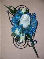 Tmx 1343306218231 Aquabluecoursage25.00 Mansfield wedding florist