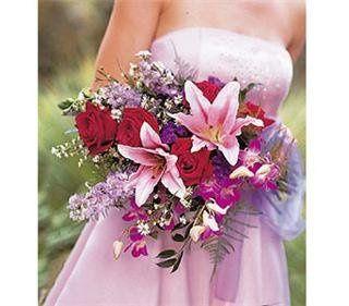 Tmx 1343306282939 Bridebouquet Mansfield wedding florist