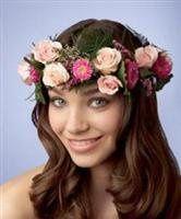 Tmx 1343306546844 Lilaroseheadpiece59.99 Mansfield wedding florist