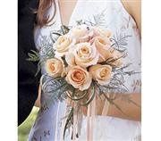 Tmx 1343306661006 PeachPromiseBouquet62.50 Mansfield wedding florist