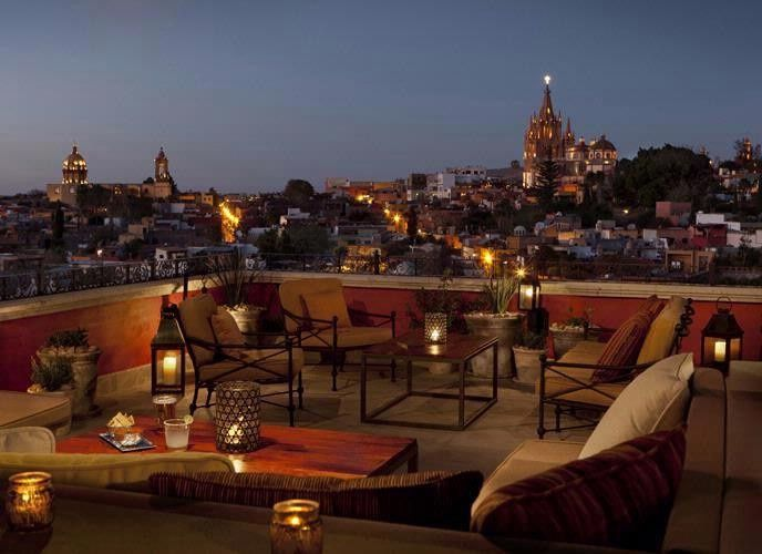 Tmx 1390415521856 Rosewood San Miguel De Allende Luna Rooftop Tapas  Kingston wedding travel
