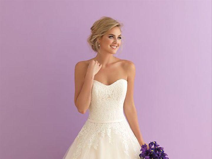Tmx Allure2902 51 675561 Fishers, IN wedding dress