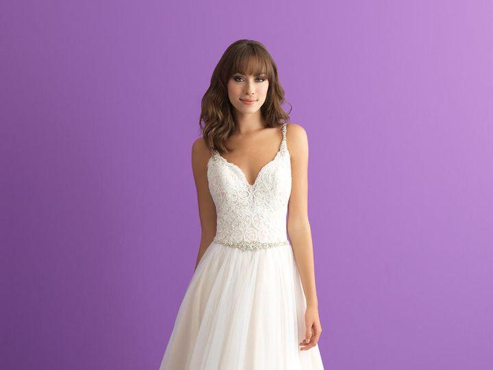 Tmx Allure3004 51 675561 Fishers, IN wedding dress