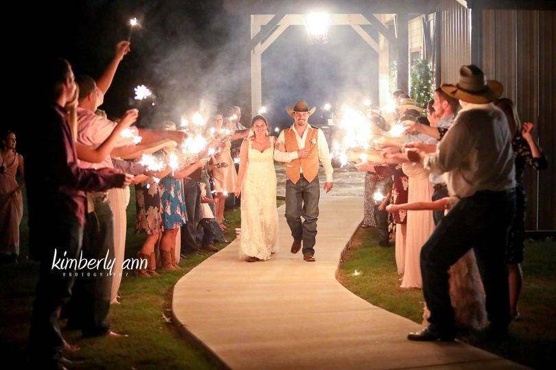photography - Kimberly Ann Photography venue - The Venue at Orchard Farms