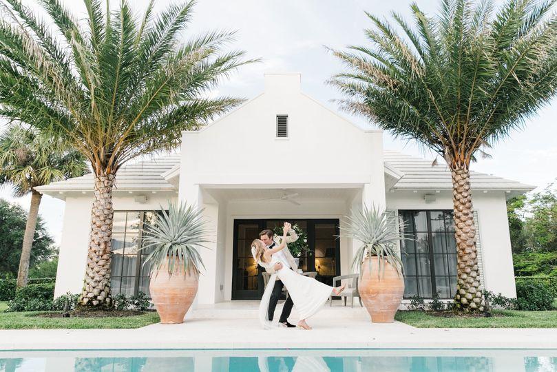 Palm Beach Estate Wedding