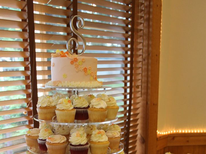 Tmx 1435286082496 Img3829 Bellingham wedding cake